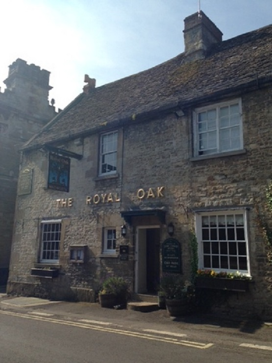 The Royal Oak, Burford